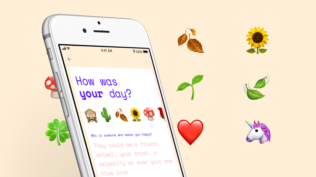 Aloe App Gentle Self Care Reminders From Yourself By Amber Discko