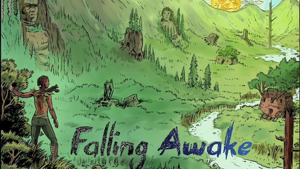Falling Awake project video thumbnail