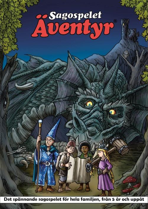 Bildresultat för sagospelet äventyr
