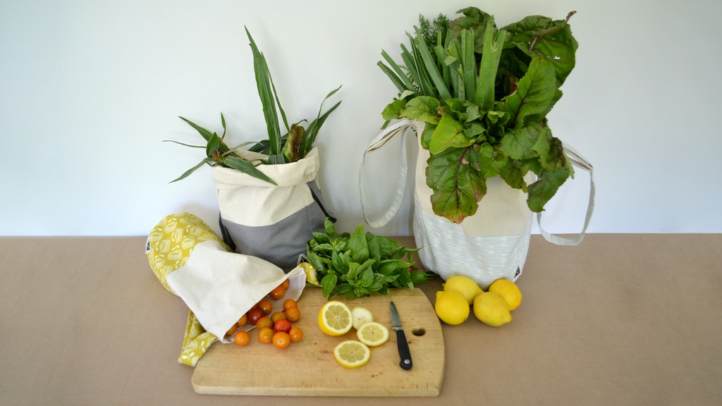 Eco Market & Storage Bags by Green Upward project video thumbnail