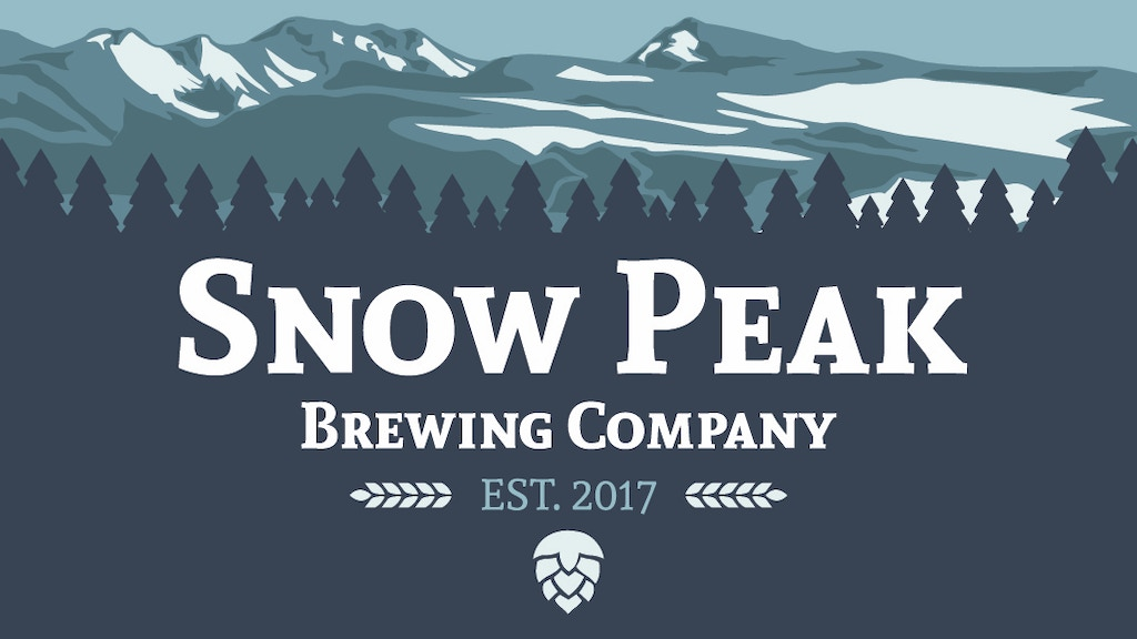 Snow Peak Brewing Company Start Up project video thumbnail