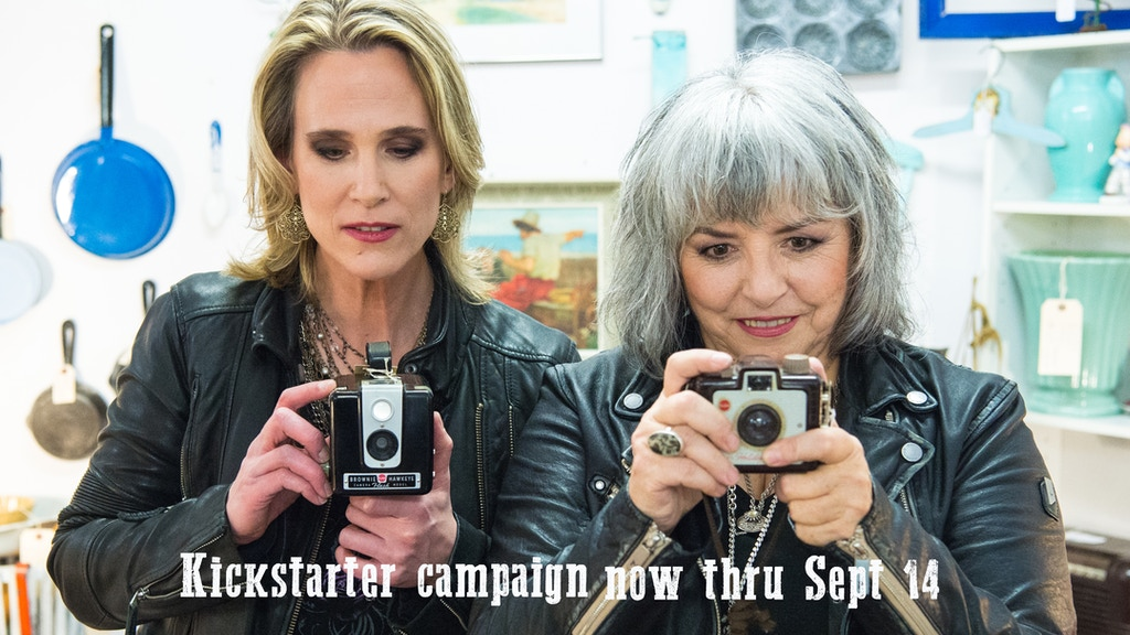 The LYNNeS (Lynn Miles & Lynne Hanson) Are Making A Record project video thumbnail