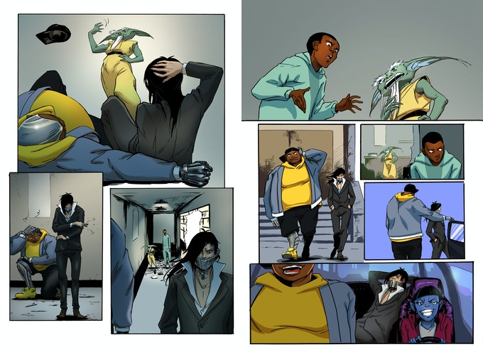 Pages 6 & 7