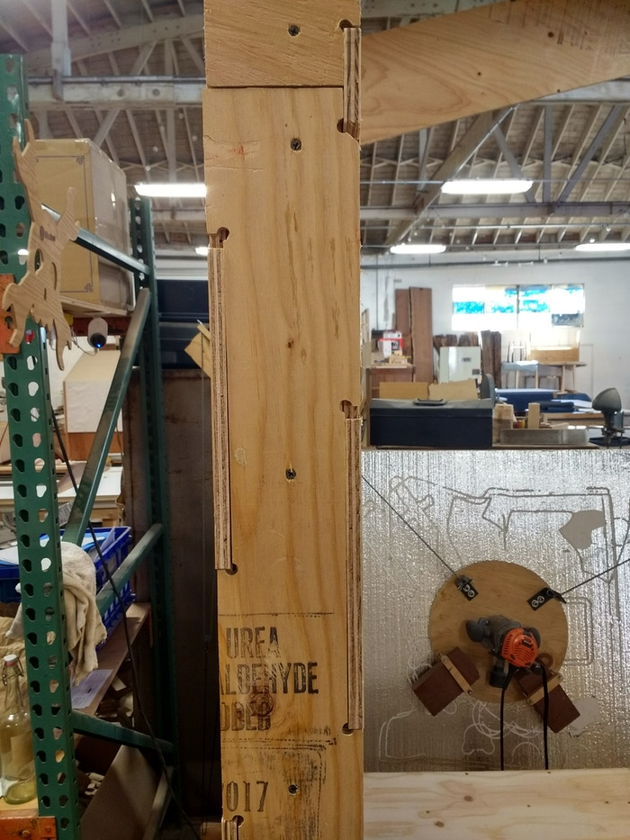 Maslow CNC - a $500 open source 4 by 8 foot CNC Machine by