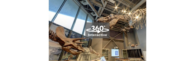 Click to Join the Battle in 360° (if you dare) - ND Heritage Center and State Museum - Bismarck