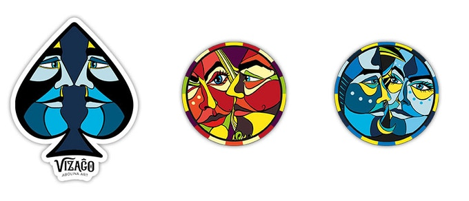Bonus Stickers & Buttons - check out update #10 for all the details!