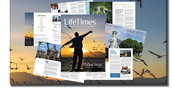 LifeTimes magazine