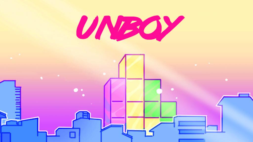 UNBOY: An Arcade Battle Comic project video thumbnail