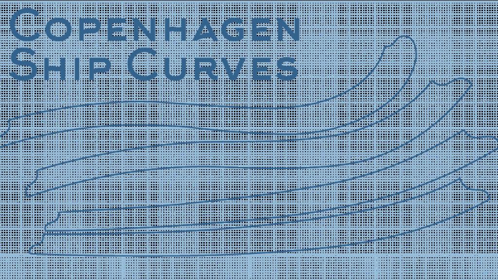 Project image for Copenhagen Ship Curves