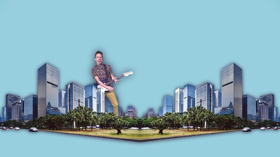 Cory Wong Presents: Cory Wong and the Green Screen Band