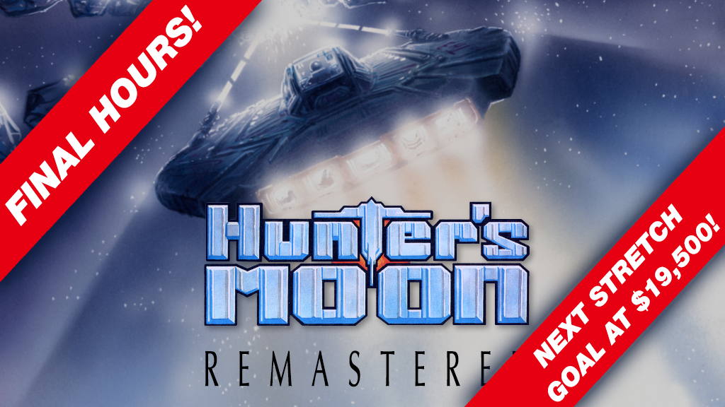 Hunter's Moon Remastered project video thumbnail
