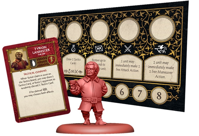 The Tactics Board brings intrigue and politics into the field of battle