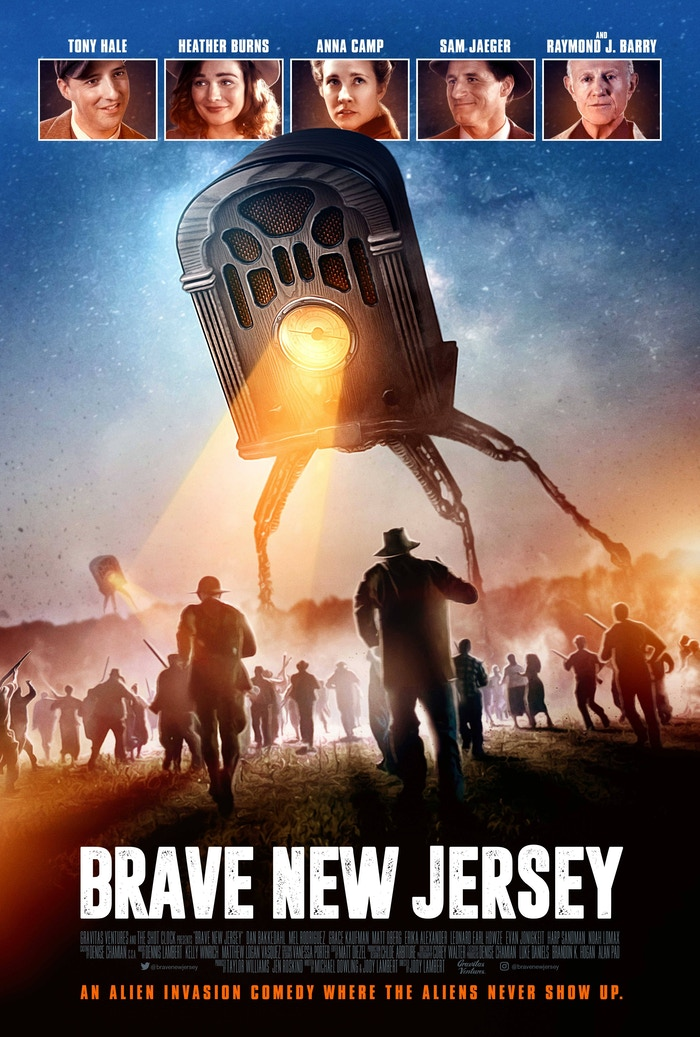 """In 1938, a small town hears the infamous """"War of the Worlds"""" broadcast and believes they have one night to live before Martians arrive."""