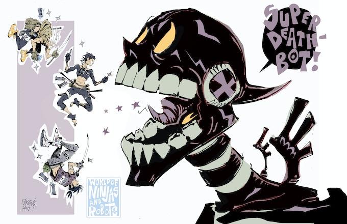 Super Death-Bot