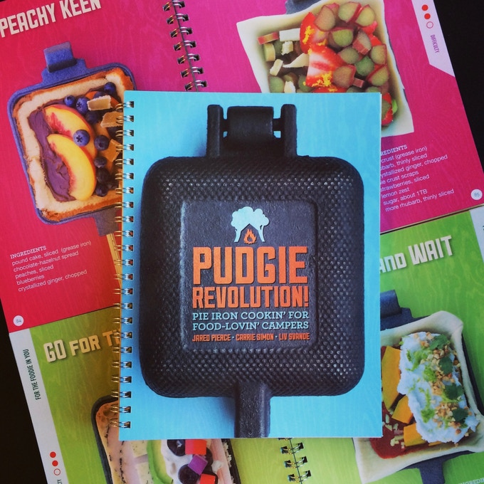 Pudgie Revolution: Pie Iron Cookin' for Food-Lovin' Campers