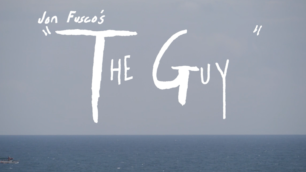 """The Guy"" - A Surreal Comedy on the Terrors of Ego project video thumbnail"