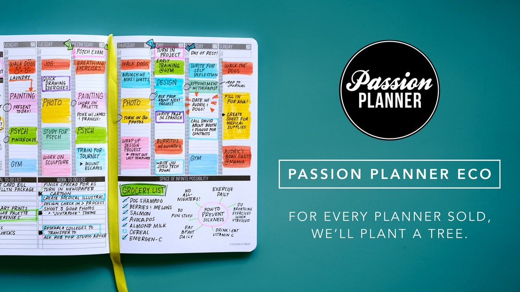 Passion Planner Eco: Growing Together. project video thumbnail