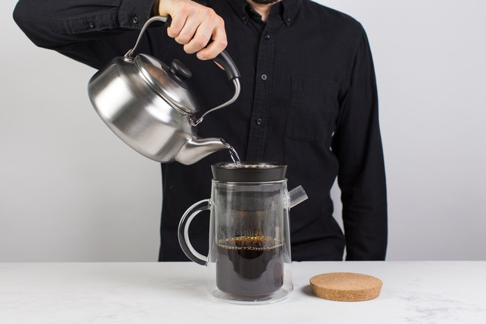 A beautiful & flexible coffee system for pour-over, French press, cold brew, and beyond!