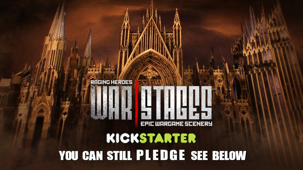 WarStages: The Gothic Cathedral project video thumbnail