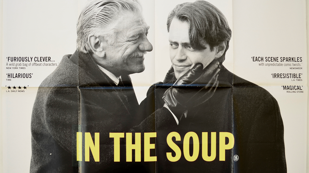 IN THE SOUP Urgent Restoration & 25th Anniversary Re-Release project video thumbnail