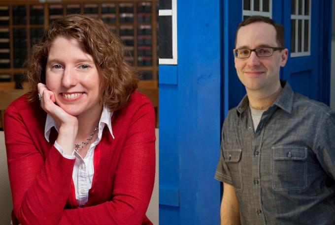 Lynne M. Thomas & Michael Damian Thomas