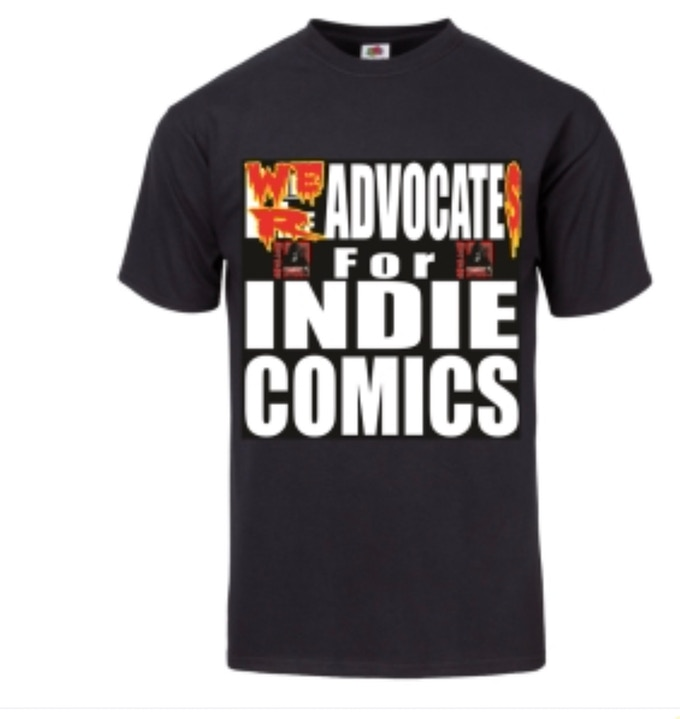 We R Advocates for Indie Comics