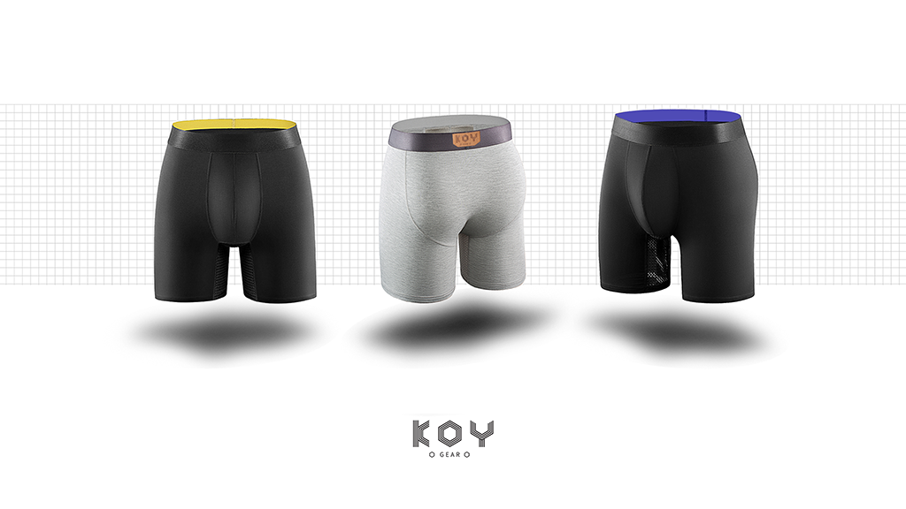 World's Most Breathable, Odourless Underwear. project video thumbnail