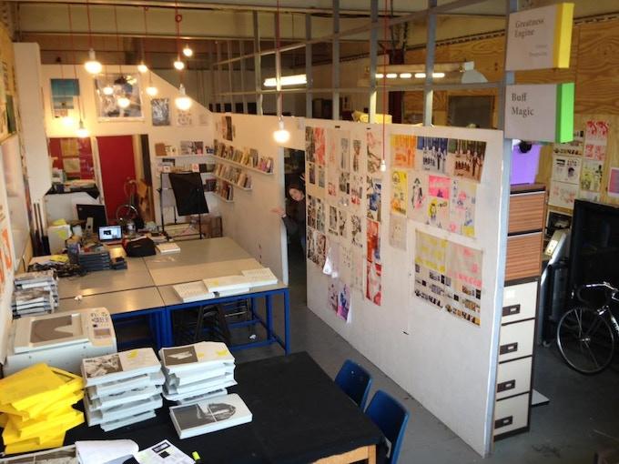 Studio space 2016