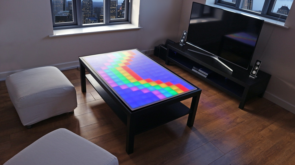 The LED Table project video thumbnail
