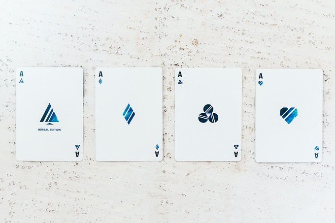 Aces - Photo by Unique Playing Cards