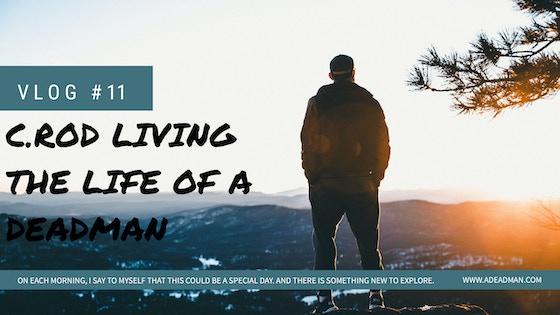Vlog: The life of ADEADMAN.com