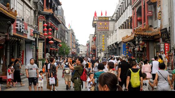 China: 100 Tage