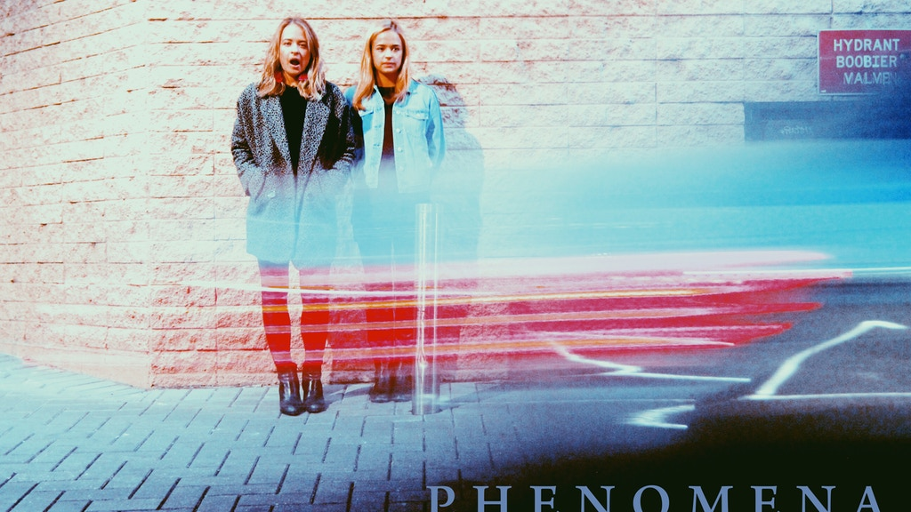 Phenomena project video thumbnail