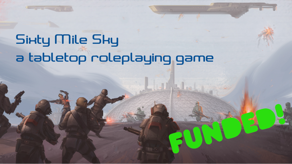 Sixty Mile Sky project video thumbnail