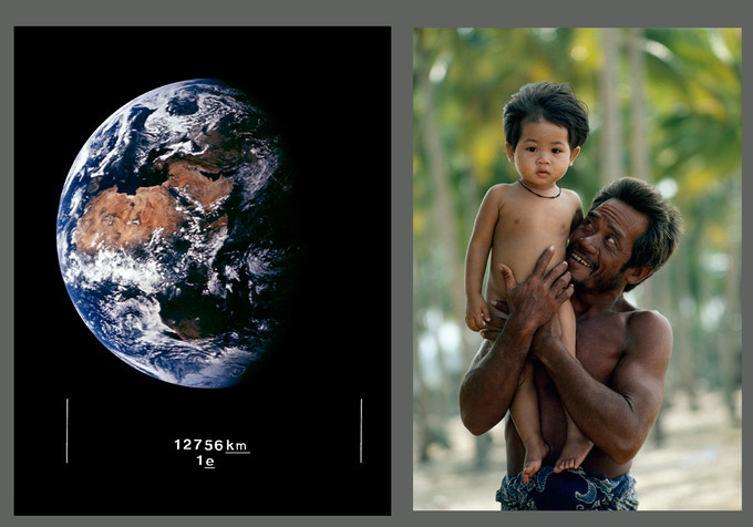 Photos by NASA and David Harvey©