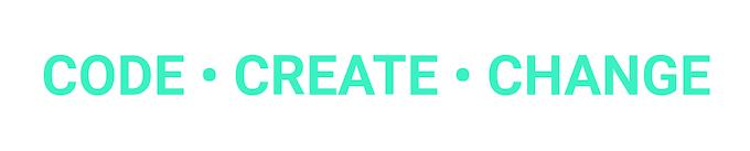 CODE • CREATE • CHANGE