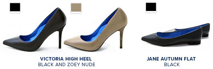 22016ac03ff (P.S. The heel stands at 3.5 inches but feels MUCH LOWER due to the triple-cushion  insert design