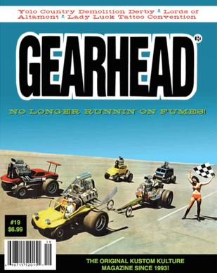 Gearhead Magazine #19