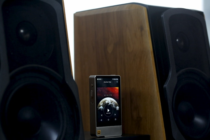 Hidizs AP200 - The Next Generation Android HiFi Music Player