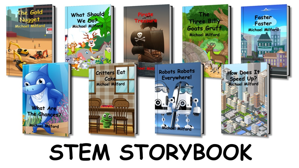 STEM Storybook project video thumbnail