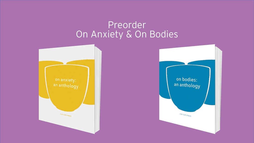 On Anxiety: the first anthology from 3 of Cups Press project video thumbnail