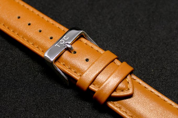 Strap: Tan Leather