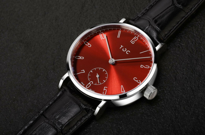 Toc19: Sunray Crimson Red