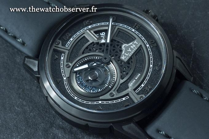 The Watch Observer : Montres Klynt sur Kickstarter : c'est maintenant !