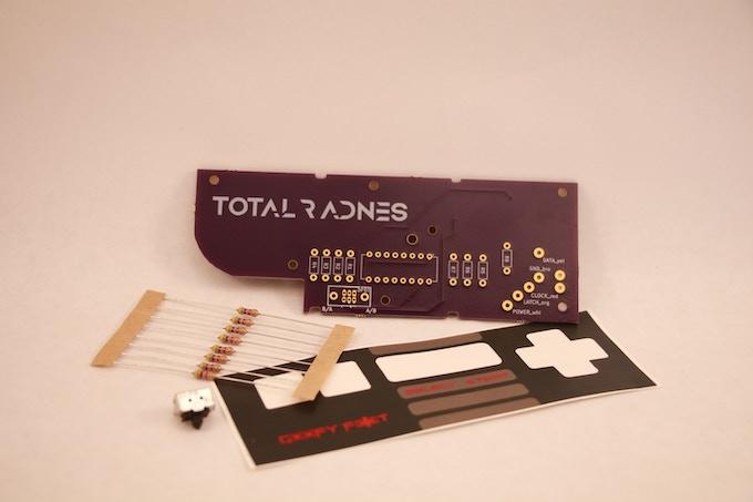 Requirements: Soldering / desoldering skills and tools. NES controller.