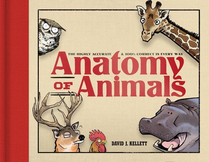 Anatomy Of Animals By Small Fish Studios Kickstarter Backer Club