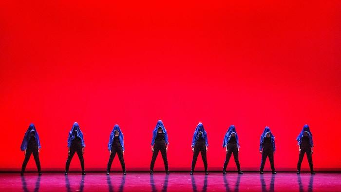 The Martha Graham Dance Company has run three Kickstarter projects. Photo by Brigid Pierce. Courtesy of Martha Graham Dance Company.