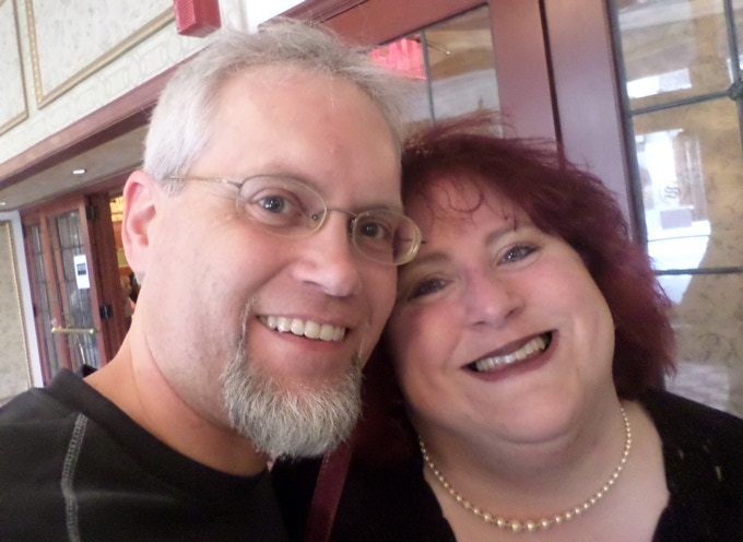 Ron and Janet Boyer, Creators of the Coffee Tarot