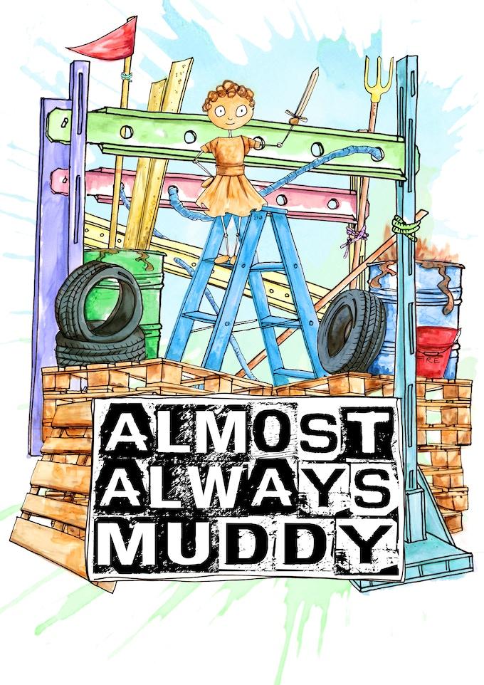 Poster, illustrated by Suzi Dorey