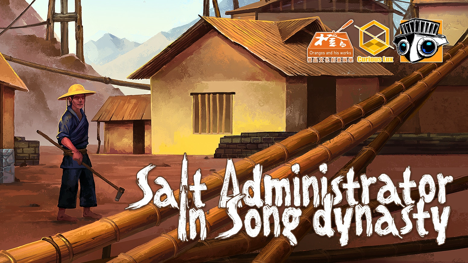 Salt Administrator in Song dynasty by Curious Lux —Kickstarter